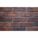Decorative brick HSIC-06 ROSSO 1Μ2/box