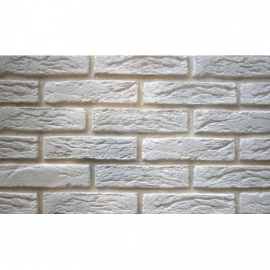 Decorative brick HSIB-00 BIANCO strip