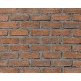 Brick Marrone 1M2/box