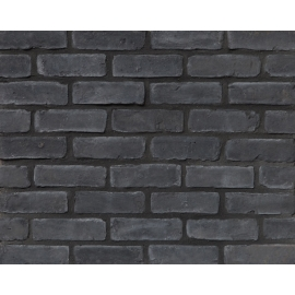 Brick black - 1M2/box