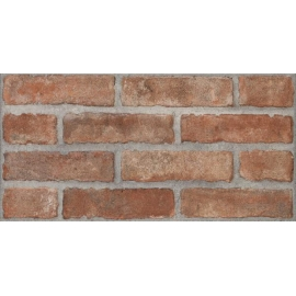 Brick red 31x62 1.35M2/κιβώτιο