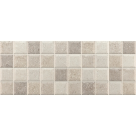 Concrete decor mosaico  grey 20x50 1M2/box
