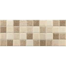 Concrete decor mosaico  noce 20x50 1M2/box