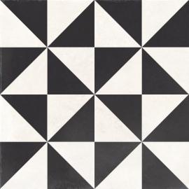 Dorian antracita vertice 25x25 1M2/box