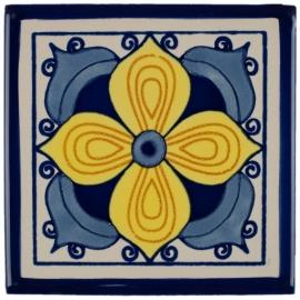 Flor Arabe 10x10