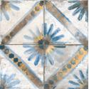 Marrakech Blue 45x45