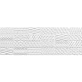 Wall Tile Sinan Blanco Mate 30x90 1.08M2/box