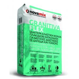 Granitiva Flex 25 kg λευκή